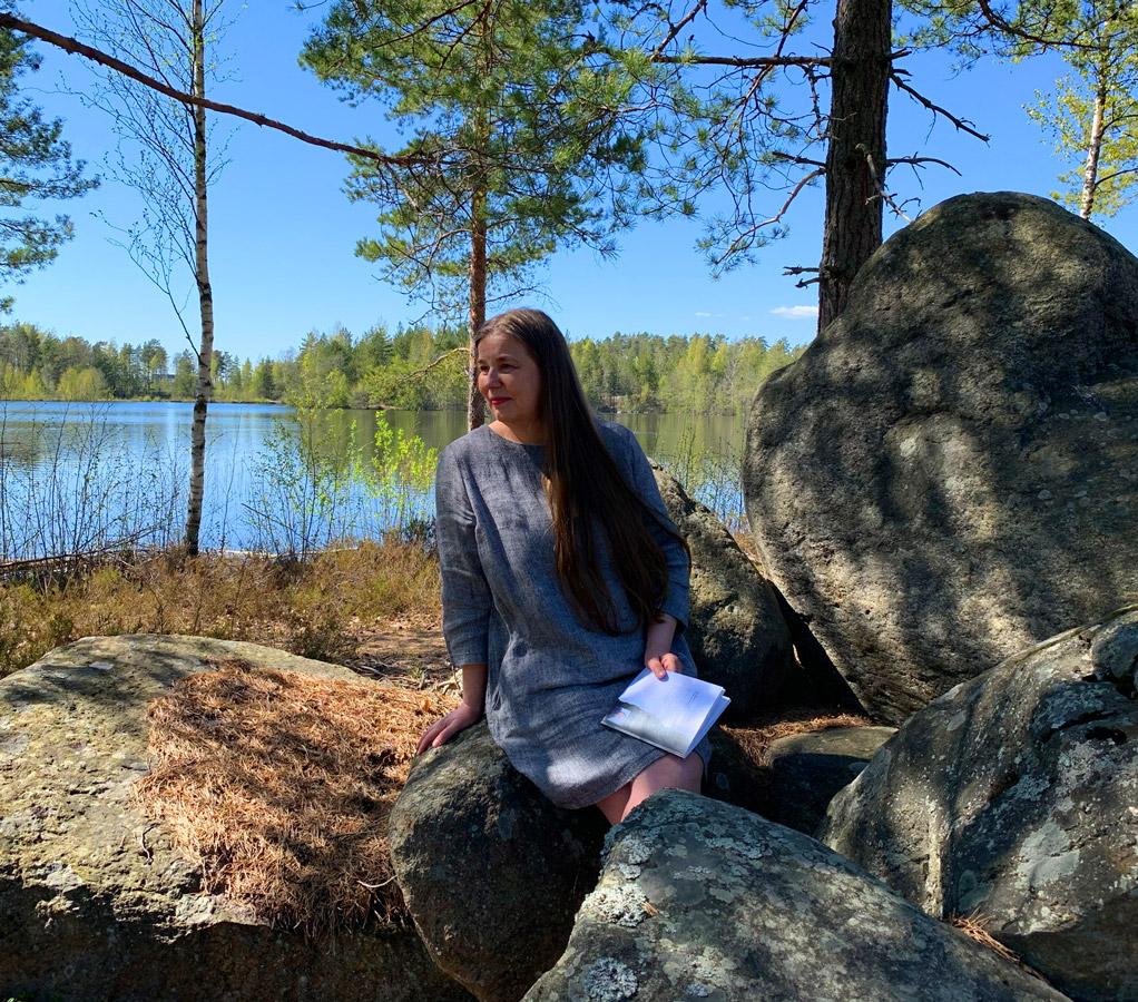 Sanallistaja, Riitta Suominen